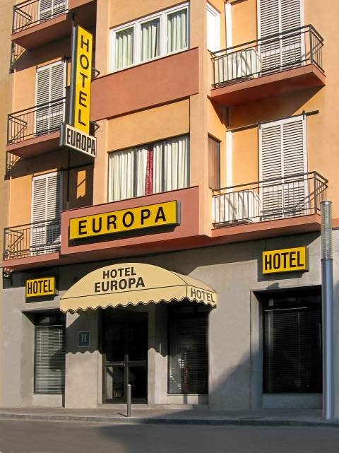 Oficina Hotel Europa